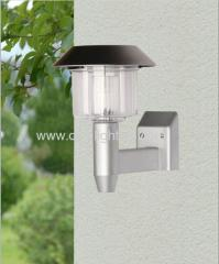 Plastic Wall Mounted Solar Light