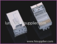 cat5e FTP connector,rj45 UTP connector