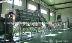 potato crisps production line