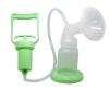 BPA free non-toxic PP manual breast pump