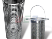 Filter cartridges - Filter Inserts - Strainers - Filter Cylinders