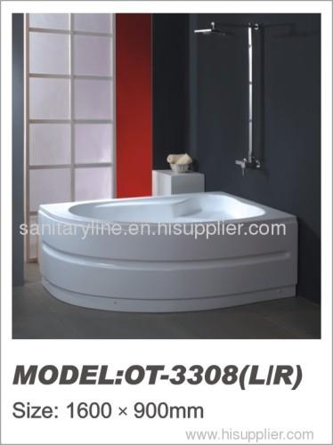 high-quality acrylic bathtub