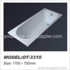 pure acrylic bathtub
