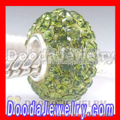 crystal charms for european