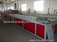 PVC window sill making machine