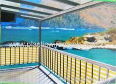 balcony enclosure netting