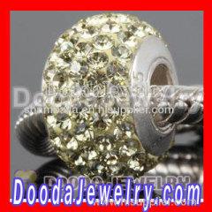 authentic european style swarovski crystal beads