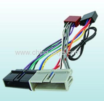 Chrysler iso wiring harness