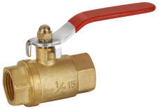 FxF Brass Ball valve