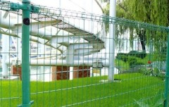 high tensile fence