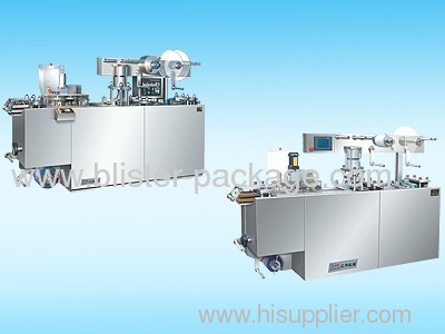 DPP-140D/E Automatic Blister Packaging Machine for capsule and tablet