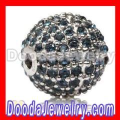 crystal pave bead