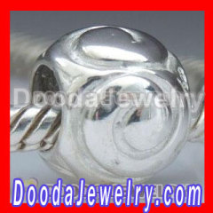 solid silver beads
