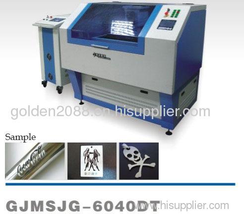 Advertising Metal signs Laser cutting machine
