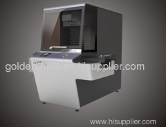 led pmma backlight plate laser dot marking machine