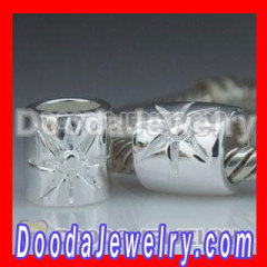 fashion european silver beads