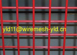 wire mesh fence for project