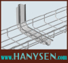 Hanysen Wire Mesh Cable TrayL Type Wall Bracket