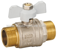 Male x Male water valve