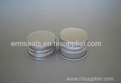 aluminum cap Chromatographic sampling cap