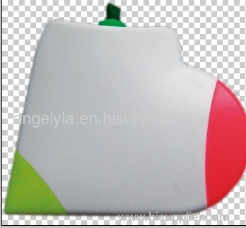 high quality Creative heart shape style Promotion highlighter CH-6215