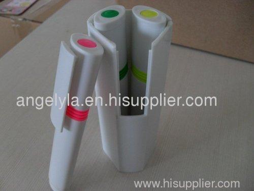 HOT SALE Unique 3 in 1 Fluorescent Pen Set CH6214