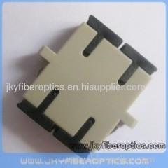 SC duplex adaptor