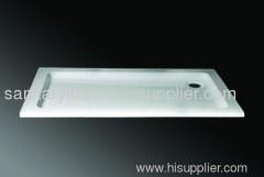 acrylic shower tray