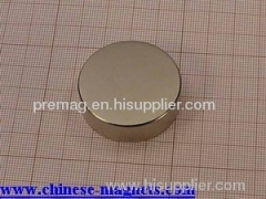 Disc magnets 20*10mm, N45