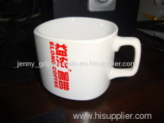 ceramic decal mug for promotion