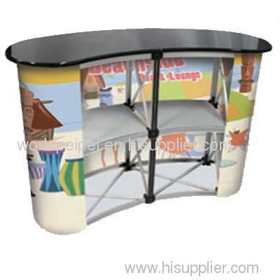 pop up counter pop up table pop up desk tradeshow promotional rh worldpeipei en hisupplier com pop up desk trays pop up desktops