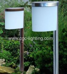 metal LED solar garden Lamp