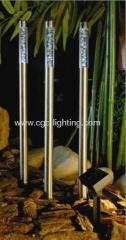 metal LED solar garden Lights