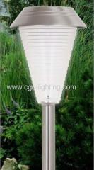 stainless steel solar lawn Light Fitting