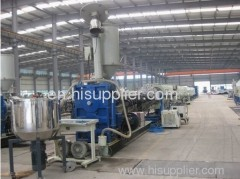 ABS Plastic Pipe Extrusion Machine