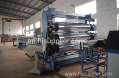 PVC Plastic Sheet Extruder Machine