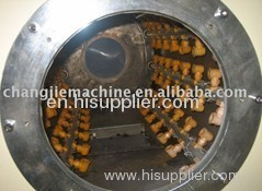 PE Water And Gas Supply Pipe Extruder Machine