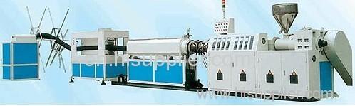 COD Pipe Extruder Machine