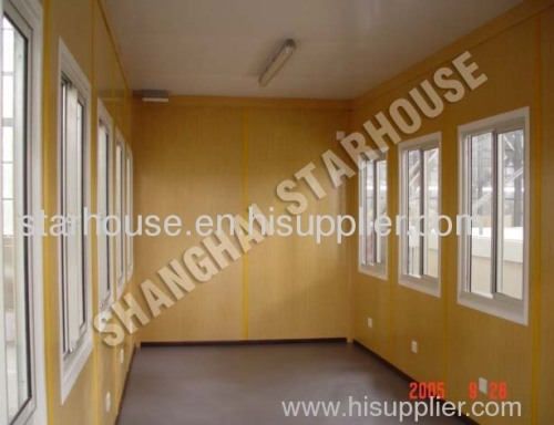 office accommodation camp container house