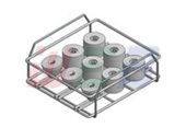 Wire Baskets For Materials Handling