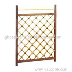 bamboo fence door