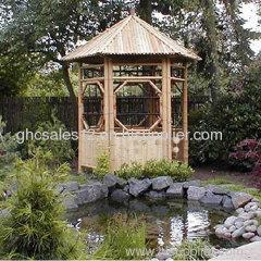 bamboo pavilion