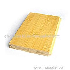 natural horizontal bamboo flooring