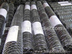 Hex. Wire Netting Poultry breeding barrier