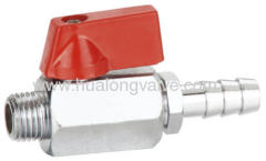 Nozzle Mini Ball Valve