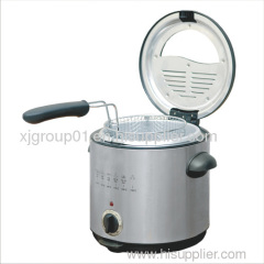 Stainless Steel Deep Fryer XJ-5K123