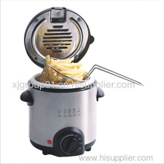 Stainless Steel Deep Fryer XJ-8K119