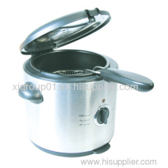 Stainless Steel Deep Fryer XJ-7K115(1.5L)