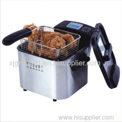 Digital Stainless Steel Deep Fryer XJ-6K118CO