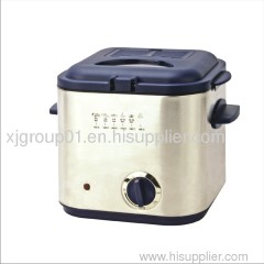 Stainless steel Deep Fryer XJ-5K100AO